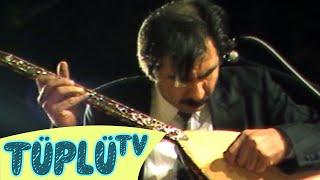Arif Sağ - Bağlama Solo [ Reis Çelik Arşivi © 1986 Tüplü TV ]