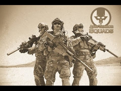 Anti-Terror Squads - The Warriors Of The World