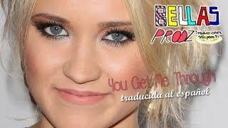 You Get Me Through - Emily Osment (Traducida al español)