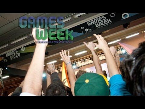 #GAMESWEEK 25/26/27 ottobre 2013 | Videogiochi e Youtubers - XBOXONE e PS4 | Fiera Milano - #GAMESWEEK 25/26/27 October 2013 | Video games and Youtubers - XBOXONE and PS4 | Milan fair