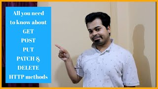 HTTP Methods GET POST PUT PATCH DELETE | SoftwaretestingbyMKT
