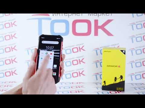UleFone ARMOR 6E: Мощный смартфон для работы и активного отдыха