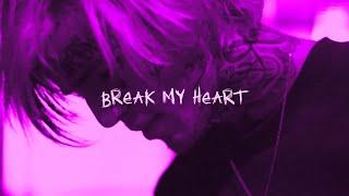 [FREE] LIL PEEP TYPE BEAT 'BREAK MY HEART'   ALTERNATIVE