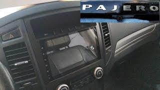 Мультимедиа на Mitsubishi Pajero Wagon 4 с AliExpress