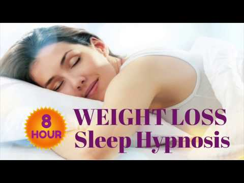 8 Hour Sleep Hypnosis For Weight Loss – Sleep Your Struggles (And Weight) Away!