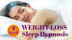 8 Hour Sleep Hypnosis For Weight Loss - Sleep Your Struggles (And Weight) Away!