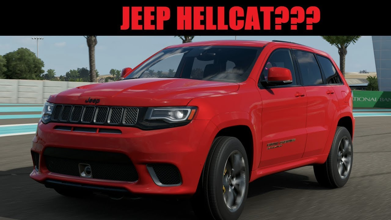 jeep trailhawk forza motorsport 7 dlc youtube. Black Bedroom Furniture Sets. Home Design Ideas
