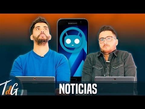 Noticias: Nuevo diseño Galaxy S8 con S-Pen, Super Mario Run y Galaxy A5 2017