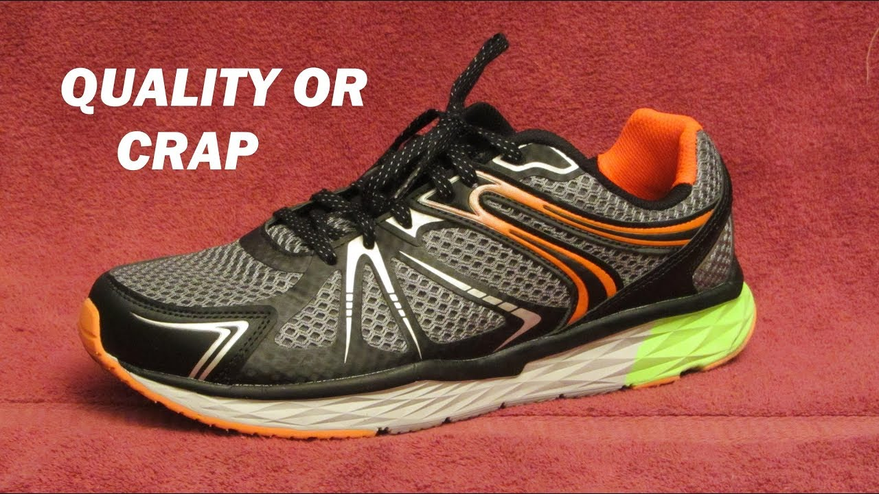 Avia $21.00 runners quality or crap