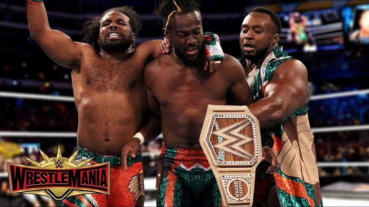 WWE WrestleMania 35 Results: Kofi Kingston Beats Daniel Bryan, Becomes Fourth-Ever Black World Champ