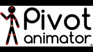 Туториал.Как сделать мультик (стикман) в Pivot Animator