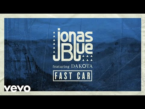 Jonas Blue - Fast Car (Official Instrumental)