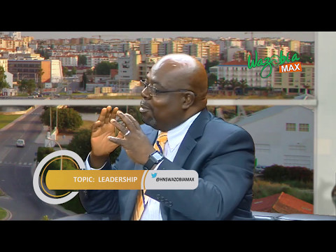 Leadership with Joe Ogbechie Author and Leadership Expert on  HELLO NIGERIA