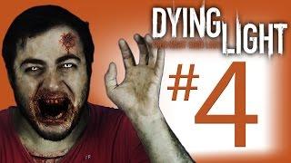 Dying light 4. bölüm: yükseklik korkusu