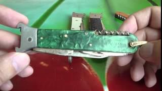 Складные ножи СССР(обновки-16)(, 2014-08-10T15:30:40.000Z)