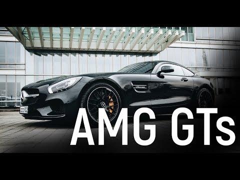 БЕЙБИТ АЛИБЕКОВ. САМЫЙ БЫСТРЫЙ МЕРСЕДЕС В НАШИХ РУКАХ Mercedes AMG GT S