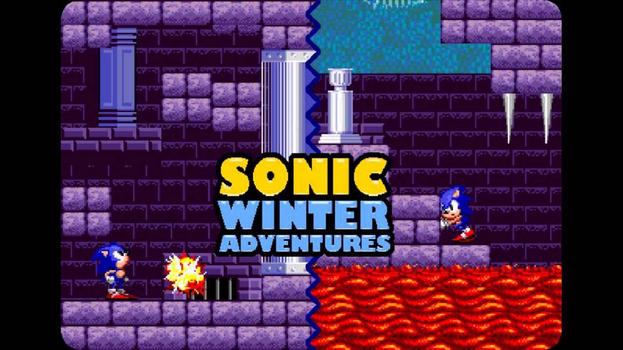 Boss Theme Sonic Winter Adventures Music Youtube