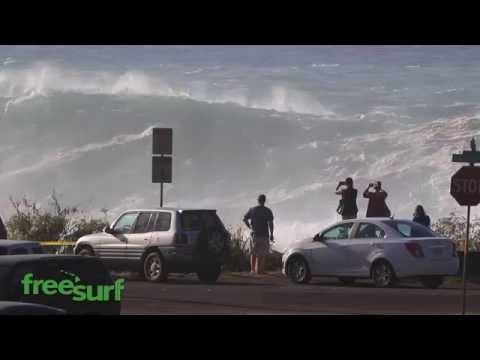 Sharks Cove XXL Washout - Feb. 22 2016