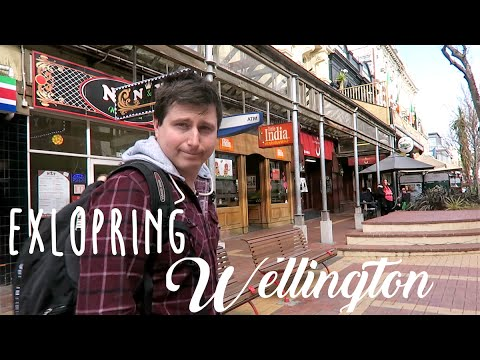 Episode 364 Exploring Wellington!