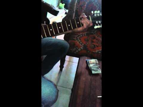 St-12 Aku masih sayang(kunci gitar)