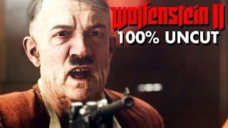 Wolfenstein 2 The New Colossus Gameplay German #14 - Hitler töten