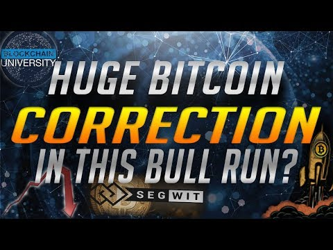Is Bitcoin Still Bullish? Massive SEGWIT News - Blockchain University Courses?- CryptoCurrency News