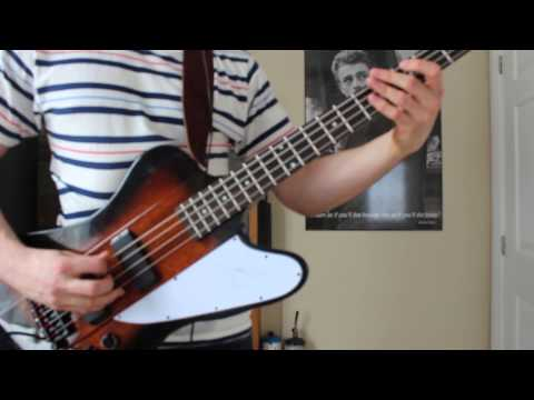 Crawl | Kings of Leon (Bass Cover)