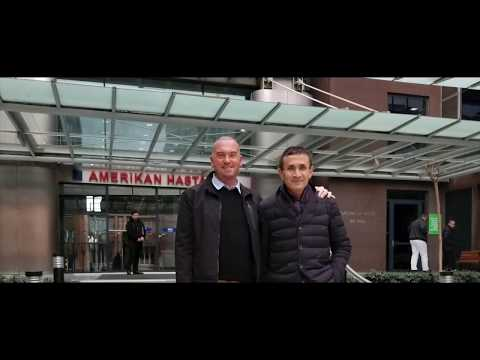 FUE Hair Transplant Istanbul Turkey KOCH University Hospital Post Operation one month