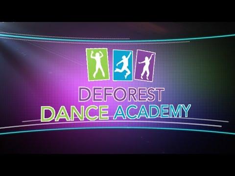DeForest Dance Academy ~ 2016 Promo - Produced by Alkaye Media