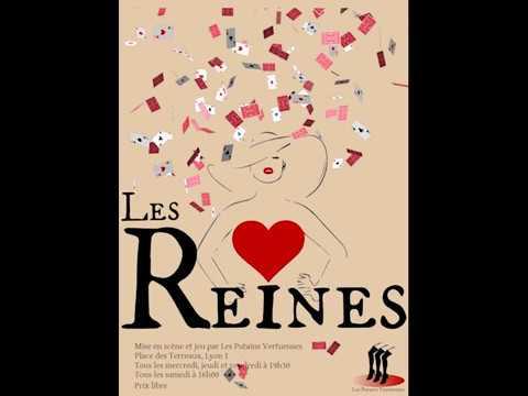 Les Reines, Normand Chaurette, mise en scène et jouée par Les Putains Vertueuses