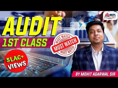 audit 1st class