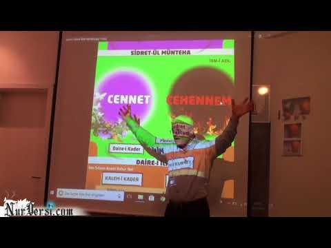 İnsanlığın serüveni-31.. ( Enfüsi aleme yeni başlamak isteyenlere) (Almanya / Nordenham )