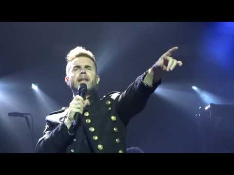 Take That - Greatest Day - Perth 11.11.17 HD