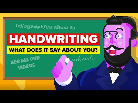 What Does Your Handwriting Say About Your Personality?