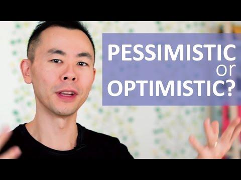 Are you a pessimistic or optimistic person? | Hello Seiiti Arata 76