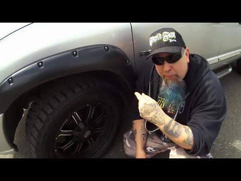 How To Install Fender Flares (dodge)  Rodz N Hobz