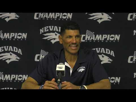 Nevada Football Weekly Press Conference - San Jose State