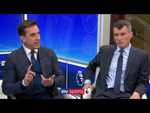 Roy Keane and Gary Neville highlight where Man United need to strengthen in the transfer market