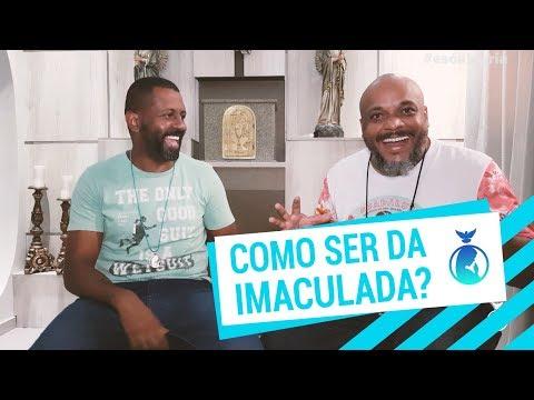 É SÓ ALEGRIA #14 // COMO SER DA IMACULADA?// Eduardo Badu e André Maria