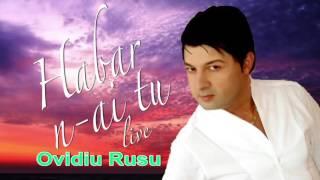 Ovidiu Rusu - Habar N-ai Tu, Live 2016