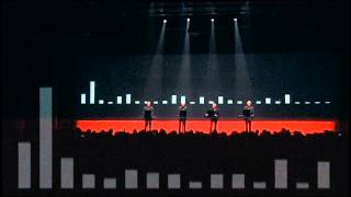 Kraftwerk - Tour De France Étape 1 [Live, 2004] HD