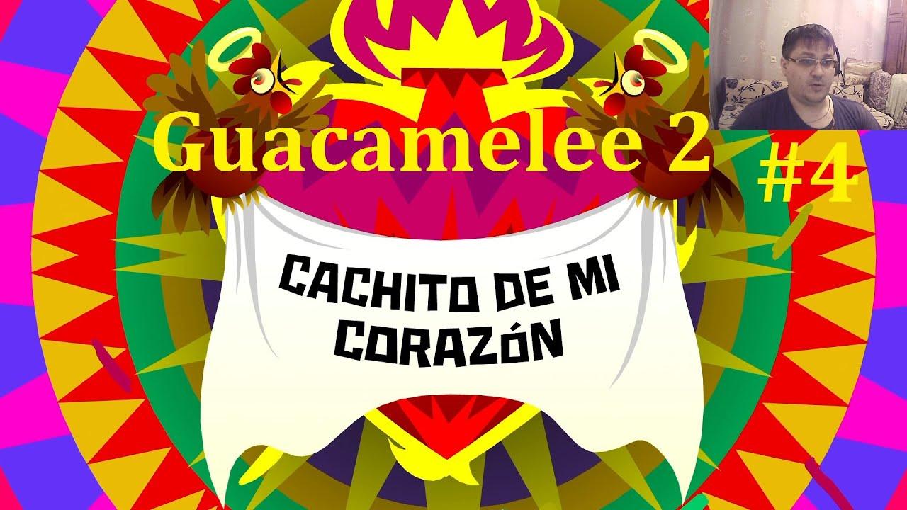 Guacamelee 2 Прохождение ► Эль Минетто #4