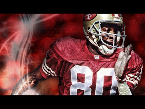 NFL Legends (#1) Jerry Rice Highlights ᴴᴰ