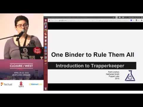 Intro to Trapperkeeper