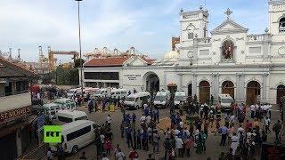 EN VIVO: Explosiones en dos iglesias de Sri Lanka durante la misa de Pascua