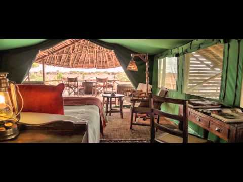 Satao Camp   Tsavo East National Park   Kenya   Expert Africa
