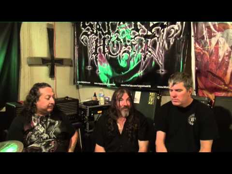 Satan's Host - Interview with the Denver Heavy Metal Society