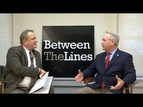 Between the Lines: Keith Faber part 2