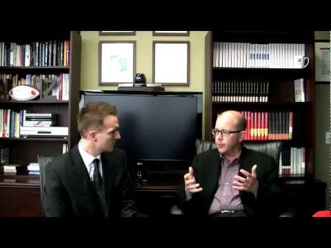 Gallup Consulting - Cameron Rich visits the Irvine office to speak with Managing Partner Larry Emond