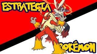 Gambar cover Estrategia Pokémon  Blaziken